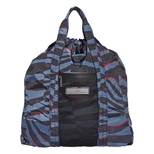 Adidas Gym Sack, damesrugzak, zwart (zwart/roze/brdeca), 24 x 15 x 45 cm (B x H x L)