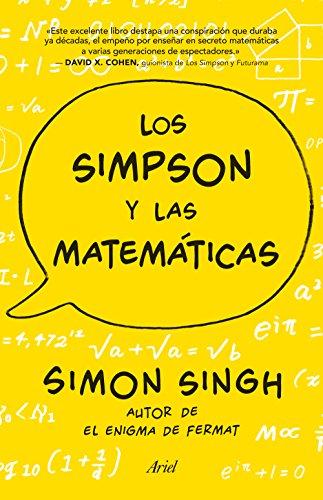 [画像:Los Simpson y las matemáticas : Simon Singh autor de El enigma de Fermat]