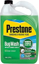 P-restone AS AS657 Bug Wash Windshield Washer Fluid - 6 Gallon