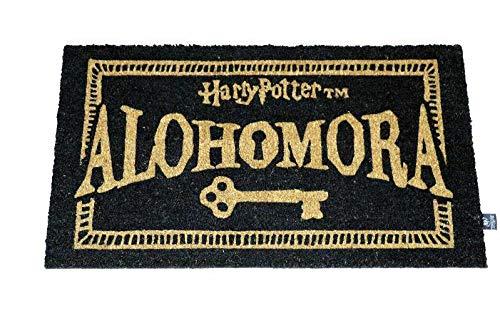 SD toys Felpudo Alohomora Doormat Harry Potter Official Merchandising Referencia DD Textiles del hogar Unisex Adulto, Multicolor (Multicolor), única