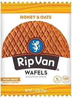 vans power grain waffles nutrition