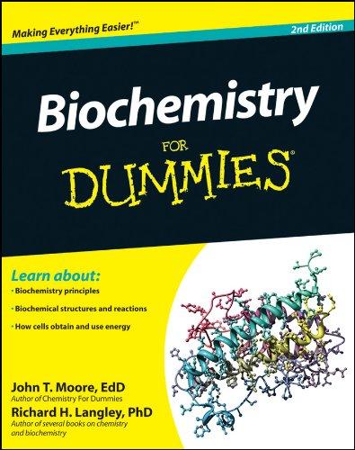 Biochemistry For Dummies (English Edition)