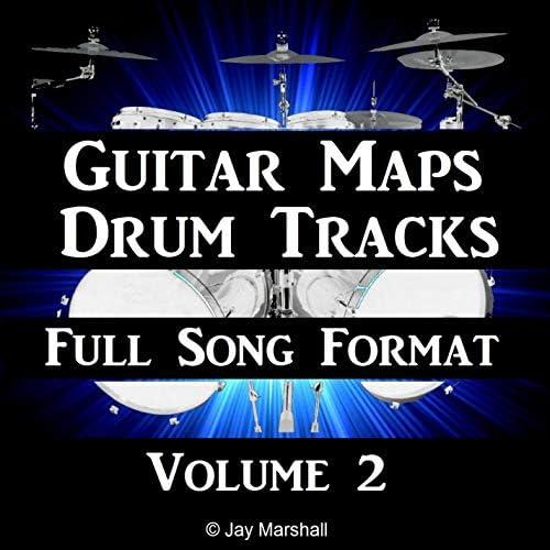 Guitar Maps Drum Tracks