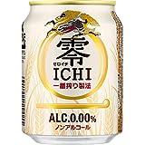 キリン 零ICHI ノンアルコール [ 250ml×24本 ]