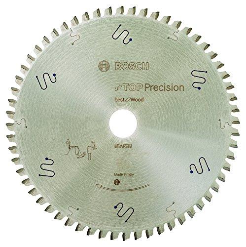 48 210 x 30 x 2,3 mm Bosch Kreissägeblatt Top Precision Best for Wood