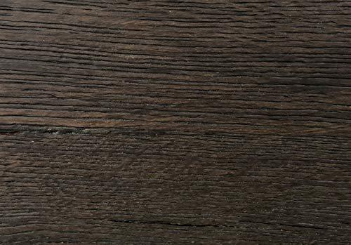 SIT-Möbel Tops & Tables Plateau en chêne huilé 240 x 100 cm L = 240 x l = 100 x H = 6 cm Carbon