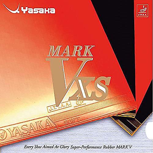 Yasaka Belag Mark V XS Optionen 2,0 mm, rot