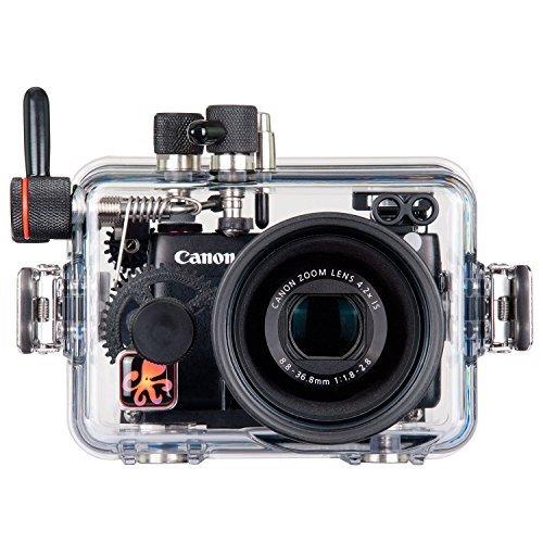 Ikelite 6146.07 Underwater Camera Housing for Canon PowerShot G7X Digital Camera