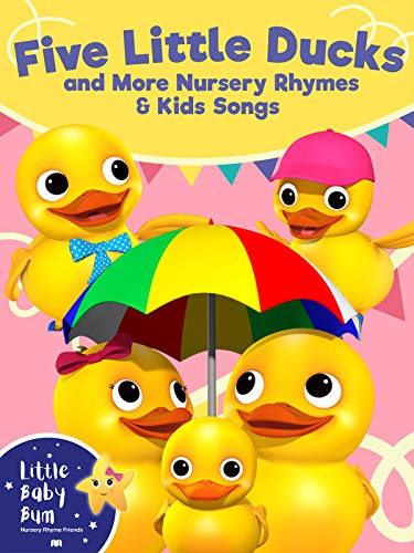 Little Baby Bum - Five Little Ducks and More Nursery Rhymes & Kids Songs