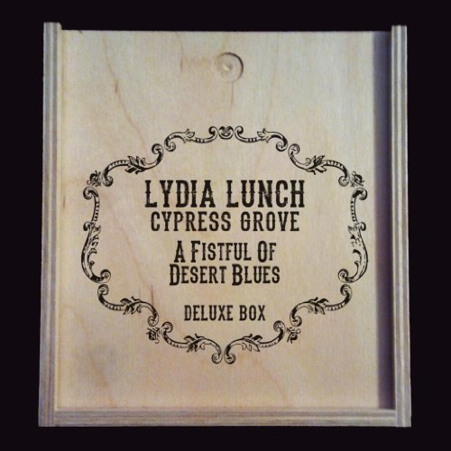 A Fistful Of Desert Blues Cd + Dvd + Gadgets by Lydia...