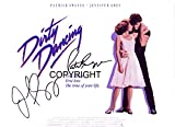 Limited Edition Dirty Dancing Poster, signiert Foto