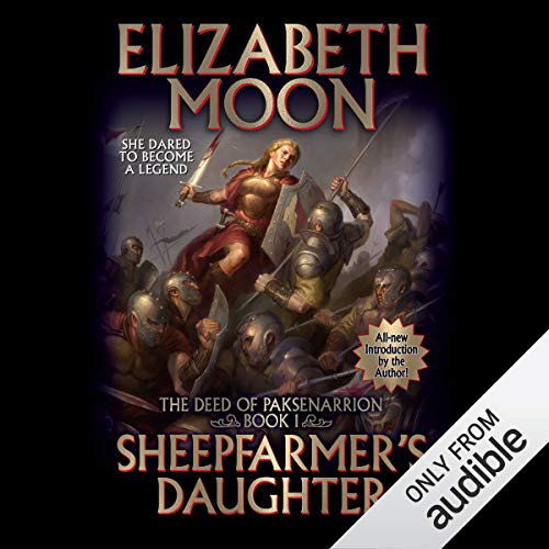 Sheepfarmer's Daughter audiobook cover art
