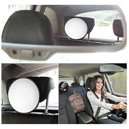 finefun Baby Car Mirror Car Safe...