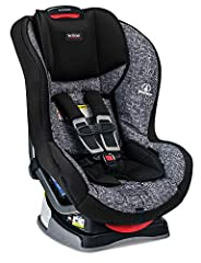 Easy installation: push button latch connectors and built in lock offs make car seat installation a breeze No rethreading, ever: quick adjust 10 position harness (8.5 to 17.5 inches) with headrest grows along with your child Easy clean up: remove the...