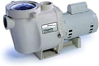 Pentair 011775 2.5HP 230V WhisperFlo Standard Motor Up-Rated Pump