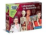 Clementoni-55154 - Laboratorio de Anatomía - juego científico a partir de 8 años