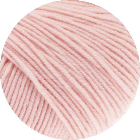 Lana Grossa Cool Wool superfein, Farbe:477 rosa