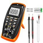 INFURIDER Digital Multimeter,Auto-Raging TRMS 6000 Counts Voltmeter Ammeter Ohmmeter for AC DC Volt &Current, Ohm,Capacitance,Temp,Hz and Diode Tester Electrical Tester with NCV