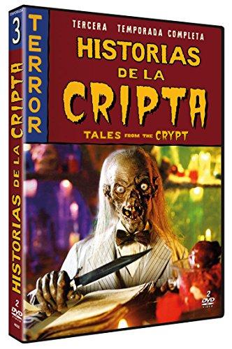 Historias de la Cripta Temporada 3 DVD Tales from the Crypt Season 3