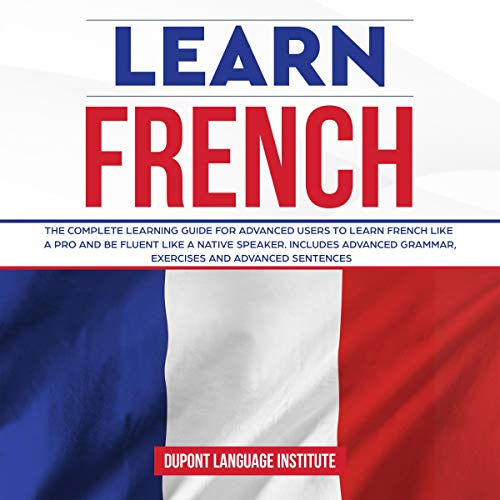 Couverture de Learn French