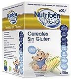 Nutribén Papillas Innova Cereales sin Gluten, Desde Los 4 Meses, 600g