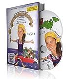 Die kulinarischen Abenteuer der Sarah Wiener in Frankreich 2 (2 Discs + Buch)