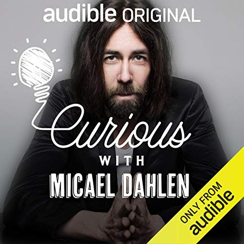 Curious with Micael Dahlen cover art