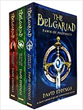 The Belgariad 3 Books Collection Set by David Eddings (Pawn of Prophecy, Queen of Sorcery, Magician Gambit)