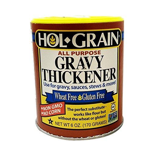 Hol Grain Gravy Thickener, 6 Ounce