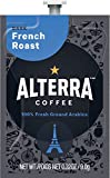 FLAVIA ALTERRA Coffee, French Roast, dark and intense, 0.32 Ounce, 20 Count (Pack of 5)