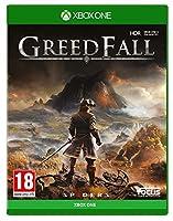 GreedFall xbox one 輸入版