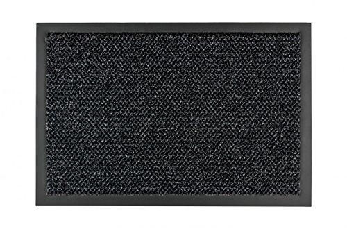 Fußmatte Astra Graphit Grau Meliert in 4 Größen