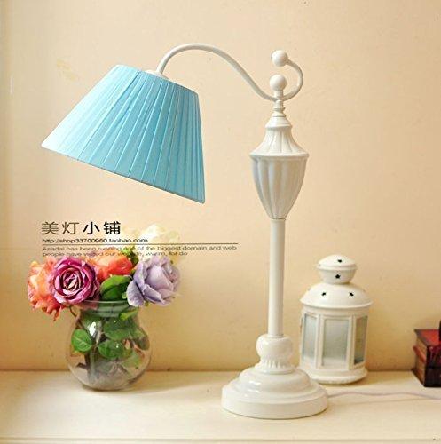 Family Utility Tischlampe-Schlafzimmer-Kopflampe Continental Mix Literatur und Art-Deco-Lampen, T-D