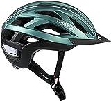 Casco Cuda 2 - Casco de ciclismo (Monza Verde Mate, M (54-58 cm))