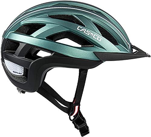 Casco Cuda 2 Fahrradhelm (Monza-grün matt, M (54-58 cm))