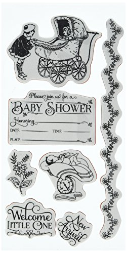 Graphic 45 Collection Stamp, G45 Precious Memories 2