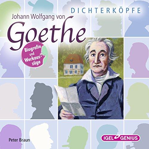 Johann Wolfgang von Goethe audiobook cover art