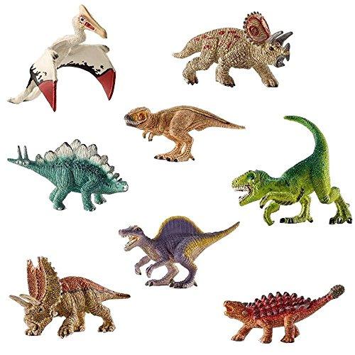 DeAO Dinosaurios de Juguete: Figuras Prehistóricas