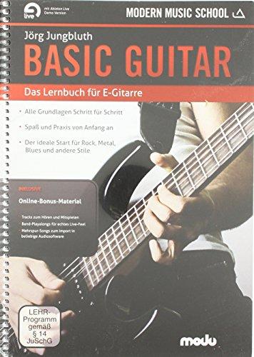Basic Guitar: Das neue Lernbuch für E-Gitarre. Gitarre