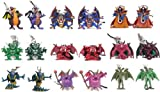 Dragon Quest Monster Mascot Collection -Dragon Quest 25th anniversary- 12 pieces by Square Enix