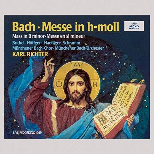 Münchener Bach-Orchester, Karl Richter & Münchener Bach-Chor