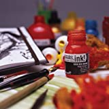 Liquitex Acrylic Ink Set Metallics - 4