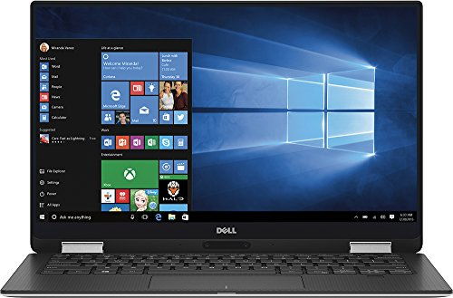 """Dell XPS 13 9365 2-in-1 - 13.3"""" FHD Touch - i7-7Y75 - 16GB Ram - 256GB SSD - Silver"""