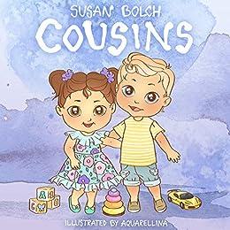 Cousins by [Susan  Bolch]