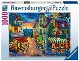 Ravensburger- An Evening in Paris Puzzle 1000 Piezas Fantasy, Color nulo, 27' x 20' (15265)