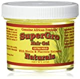 African Formulas, Hair Gel Conditioning Super Grow, 4 Ounce