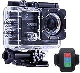TecTecTec XPRO2 with Remote - Sport Kamera - Camcorder WiFi 4 K Ultra HD Wasserdicht