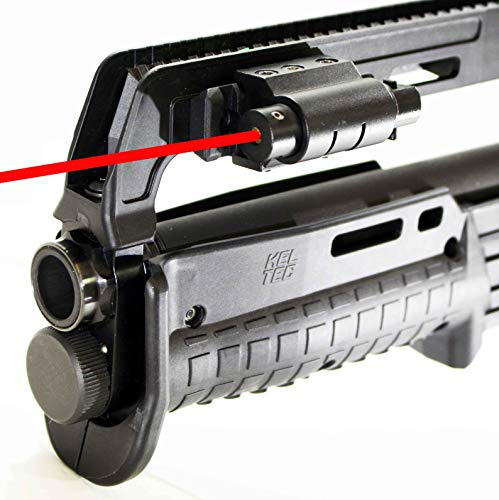 Trinity red dot Sight with Base Mount for keltec ks7 Pump 12ga Picatinny Weaver Base Mount Adapter Aluminum Black Hunting Optics Mount Tactical Home Defense Accessory Class IIIA 635nM Less Than 5mW