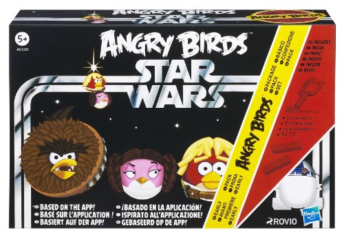 Angry Birds Juegos Infantiles Hasbro - Kenner Early Star Wars Pack A2503E27