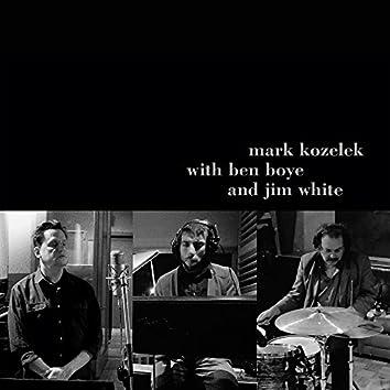 mark kozelek with ben boye and jim white